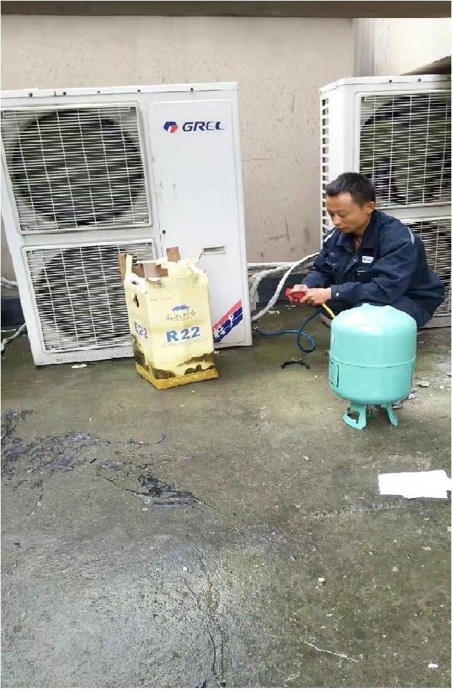 唐山丰润区空调加氟