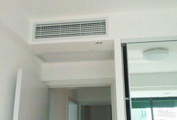 检修空调制冷效果不佳