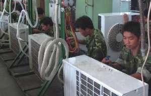 海尔空调加氟利昂怎么进行操作