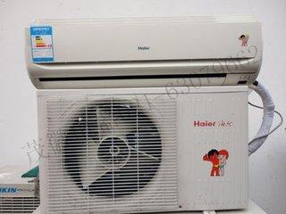 海尔空调电机一上电就运转关不掉