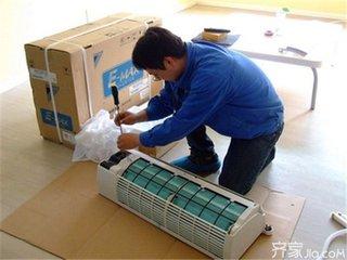 空调内机外机拆装方法
