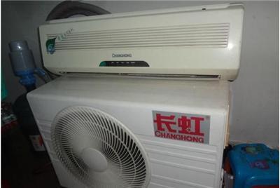 长虹空调室内机组工作但室外机组不工作的排除方法
