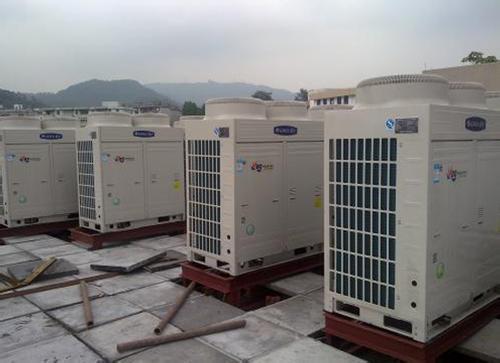 空调外机不转的解决方法以及清洗方法
